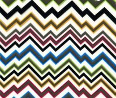 彩色条纹水转印